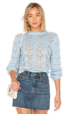 Open Weave Sweater Tularosa $128