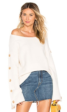 Trento Button Sweater Tularosa $148