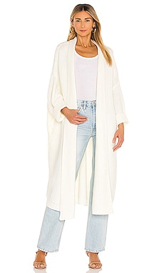 Ribbed Cardigan Tularosa $168