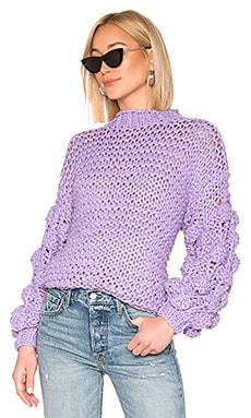 Chunky Sleeve Sweater Tularosa $188