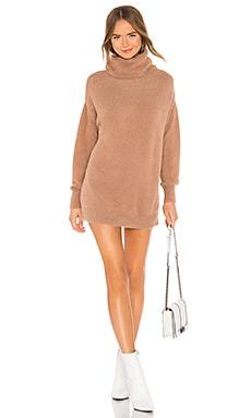Пуловер с высоким воротом webster - Tularosa
