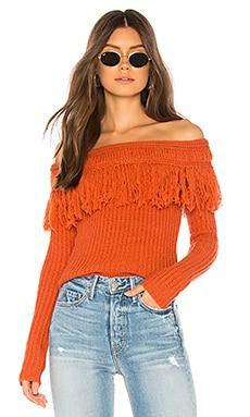 Fringe Sweater Tularosa $158