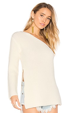Jackson Sweater in Creme