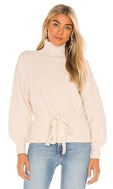 Fern Blouson Sweater Tularosa $108