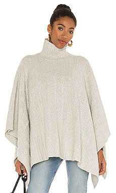 Aiko Poncho Tularosa $50 (FINAL SALE)