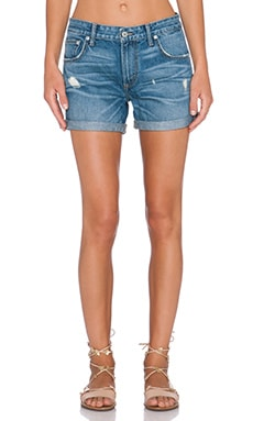 Tularosa Madison Boyfriend Short in Paris