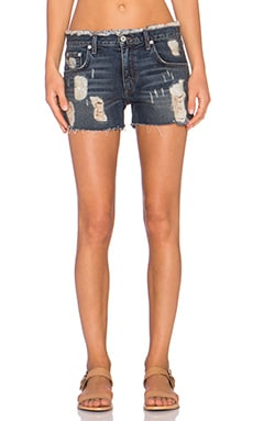 Tularosa Madison Boyfriend Short in Milan