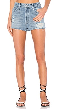 Tularosa Emma High-Rise Short in Cordoba