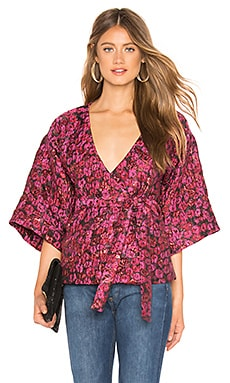 Rory Wrap Jacket Tularosa $47 (FINAL SALE)