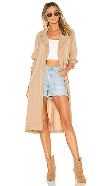 Rina Trench Coat Tularosa $228