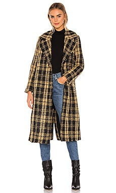 ПАЛЬТО VALENTINA Tularosa $96