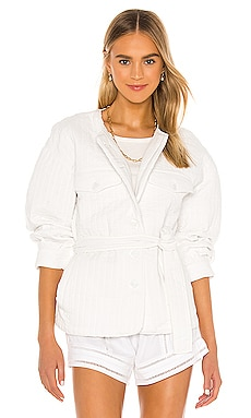 Rowen Quilted Jacket Tularosa $96