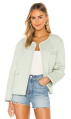 Theo Quilted Jacket Tularosa $78