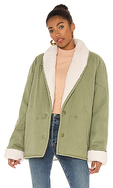 Military Jacket Tularosa $268 NEW