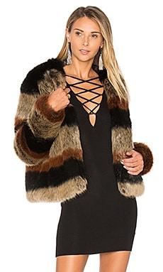 Harkin Faux Fur Jacket