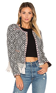 Santa Fe Jacket in Black