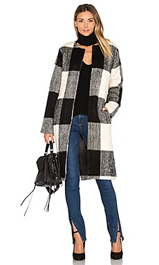 MK Coat in Black