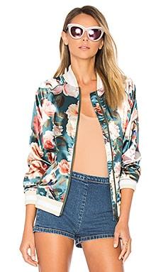 x REVOLVE Emma Bomber Jacket