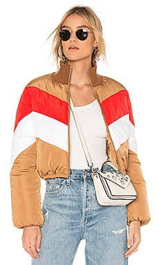 Senna Striped Puffer Tularosa $198