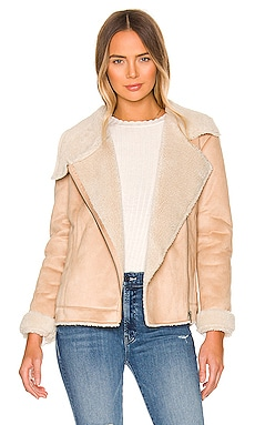 Griffin Sherpa Coat Tularosa $258 BEST SELLER