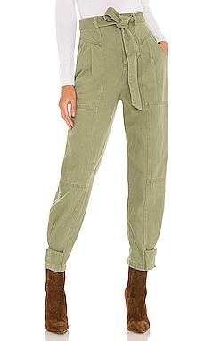Belted Pant Tularosa $116