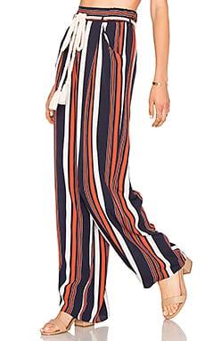 Tularosa Keeton Pant in 70's Stripe