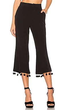 x REVOLVE Huntington Pants in Black
