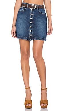 Tularosa SU2C x REVOLVE Lucy A-Frame Skirt in Delhi