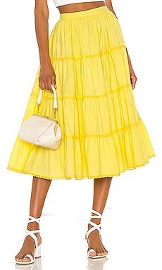 Thelma Skirt Tularosa $67