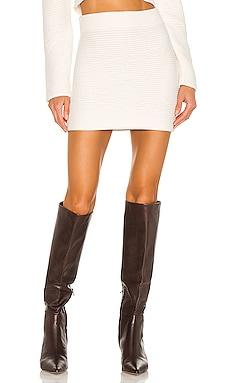 Cozy Ivy Mini Skirt Tularosa $148