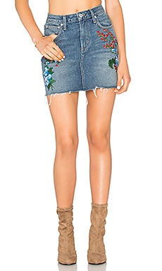 Tularosa x REVOLVE Aubrey 5 Pocket Mini Skirt in Auckland