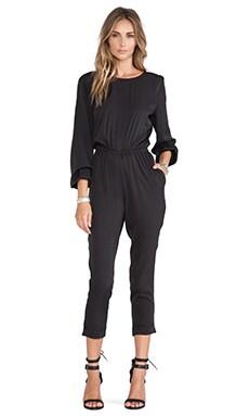 Tularosa Prima Jumpsuit in Black
