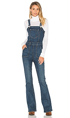 Leah Flare Overall