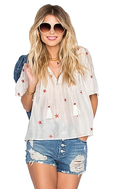 Tularosa x REVOLVE Belton Top in White