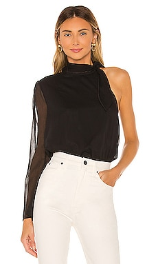 Chloe Top in Black