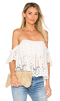 Amelia Crop Top Tularosa $73