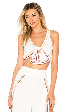 Tavi Crop Top Tularosa $65