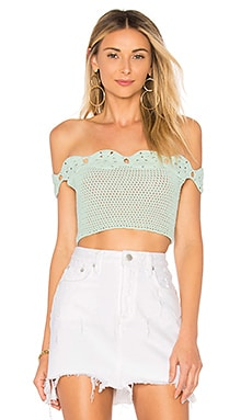 Izzy Crop Top Tularosa $64