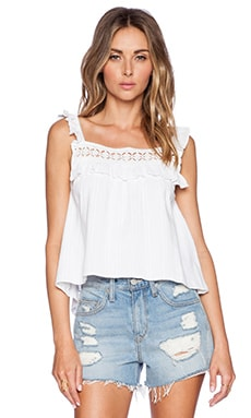 Tularosa Sparrow Tank in White