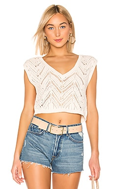 Jones Sleeveless Top Tularosa $24 (FINAL SALE)