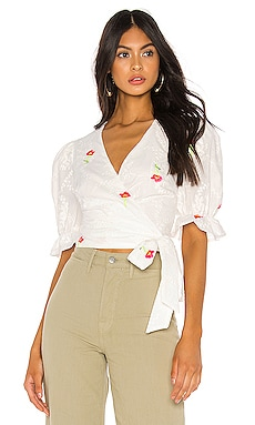 Emerie Top Tularosa $48 (FINAL SALE)