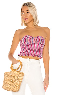 Bailee Top Tularosa $25 (SOLDES ULTIMES)