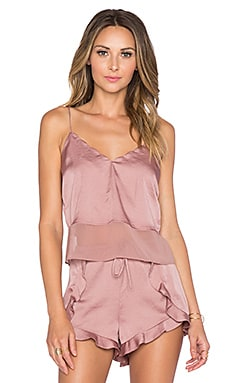 Tularosa Colette Cami in Dusty Rose