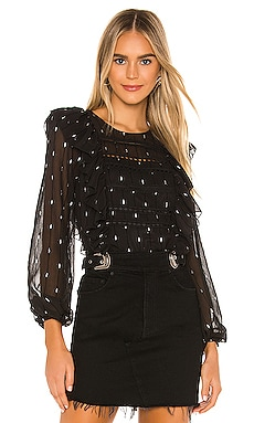 Shelia Blouse Tularosa $188