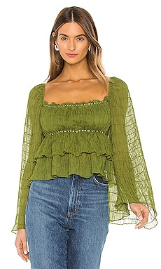 Lucy Top Tularosa $158