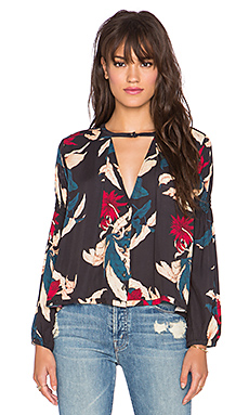 Tularosa Michael Tunic in Tropical Floral