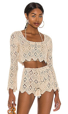 Amaka Top Tularosa $148 BEST SELLER