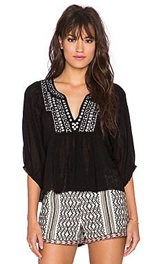 Tularosa x REVOLVE Geri Top in Black
