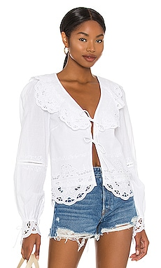 Colleen Top Tularosa $168 NOUVEAU