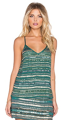 Tularosa Crystal Cami in Emerald